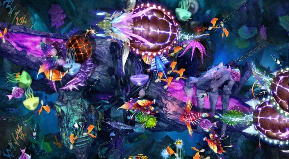 แนะนำ Fish Hunter Haiba ยิงปลาน้ำลึกล่ามหาสมบัติที่ยิ่งใหญ่